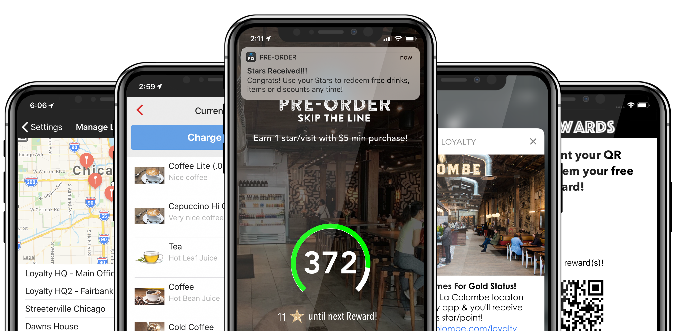 Ordering & Loyalty App for Square